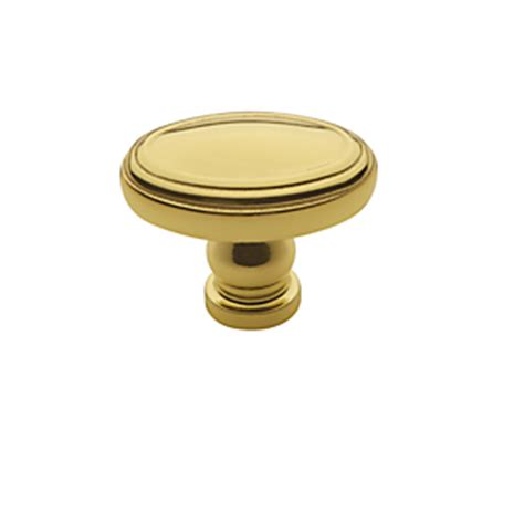 Baldwin Cabinet Knobs by Baldwin Decorative Oval Cabinet Knob 4915 Low Price