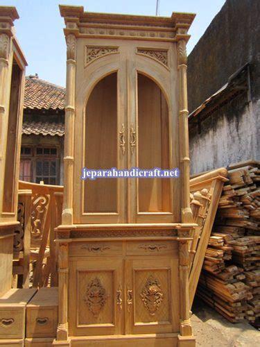 Bca Jepara | jual furniture buffet tv jati ukir bca jepara harga murah