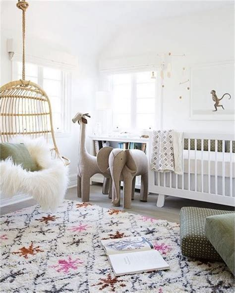 Moroccan Elephant Rug by Bohemian Nursery Design Featuring A Pink Gold And Gray