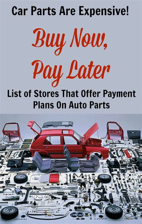 Buy Now Pay Later Gift Cards - best 25 buy auto parts ideas on pinterest parts for cars coloring worksheets for