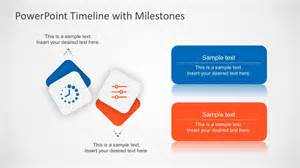 powerpoint milestone template free milestone shapes and timeline powerpoint