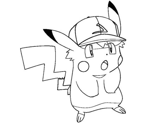 pichu coloring pages coloring home