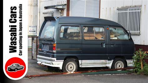 how do i learn about cars 1990 suzuki swift instrument cluster minivan of doom 1990 suzuki carry every turbo 4wd aero tune da41v youtube