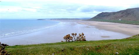 Rhossili Bay Cottages by Cottages Gower Peninsula East Pilton Farm Rhossili