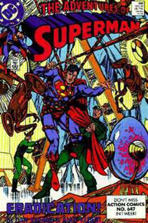 Kem Extro Dc superman homepage