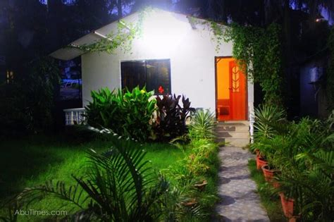 hotel geen view cottages budget cottages in mount abu