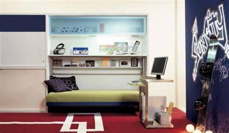 Habitaciones Juveniles Para Espacios Pequenos #7: Teen-bedroom-582x340.jpg