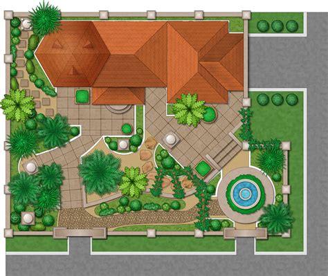 Home Landscape Design Free Software by Landscape Design Software For Mac Pc Garden Design