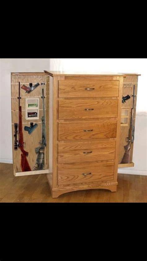 Dresser Gun Safe by 40 Best Diy Gun Safe Images On Gun Cabinets