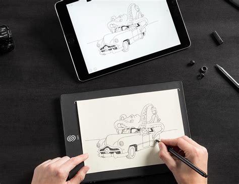 drawing pad the slate smart drawing pad for creatives 02 jpeg