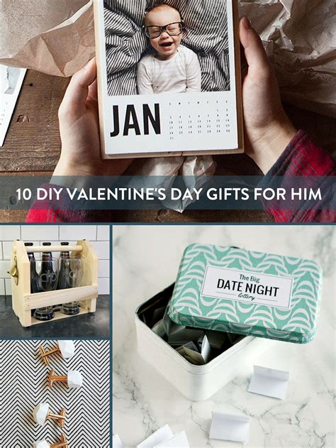 ten diy valentine s day gifts for him and her life as gift guide 10 awesome diy valentine s day gifts for him