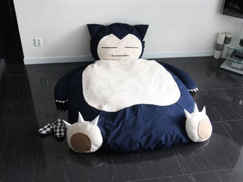 snorlax bed snorlax bed custom order for derick hakel