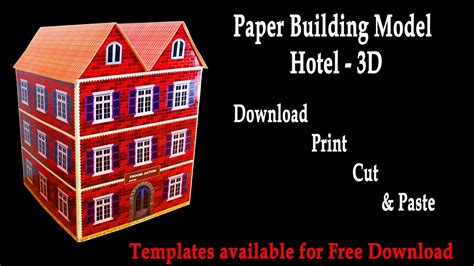 Make A 3d Paper City - make a 3d paper city 28 images how to make a city with