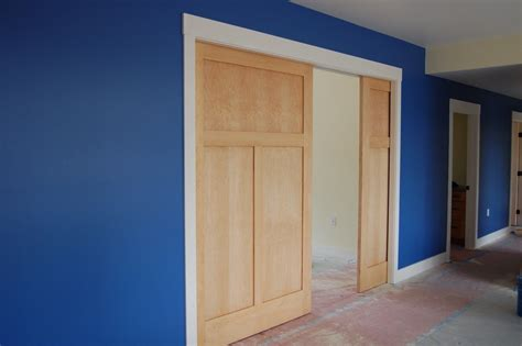 Double Solid Wood Interior Doors Large Interior Doors