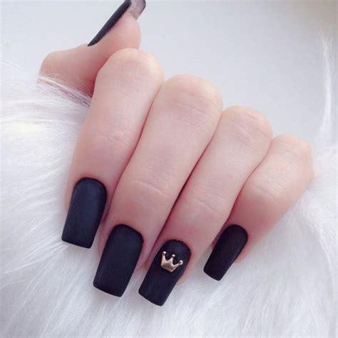imagenes de uñas decoradas en tonos oscuros u 241 as decoradas con acr 237 lico diario femenino