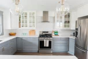 a gray and white ikea kitchen transformation the inspiration