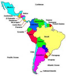 south america speaking countries map latinamericailstu258 home