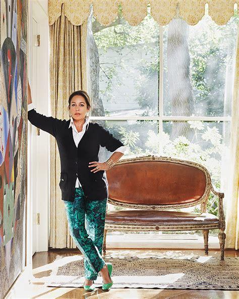 Michelle Nussbaumer by Michelle Nussbaumer Shares Her Exuberant Interiors