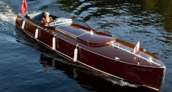 caf 201 racer 76 handmade in canadian wood the boats of muskoka