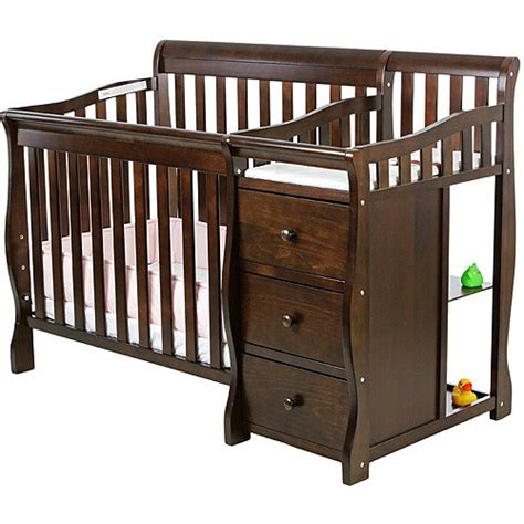 Portable Crib With Changing Table On Me 3 In 1 Portable Crib Convertible With Changer Ch