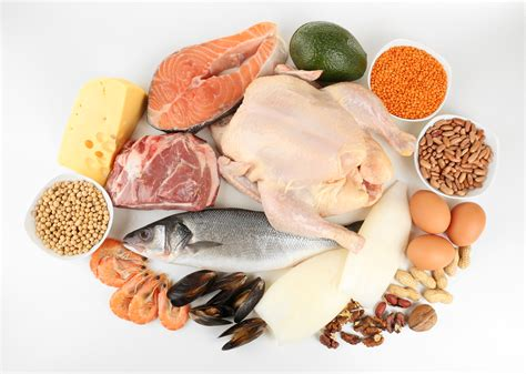alimenti con le proteine how much protein do you need each day
