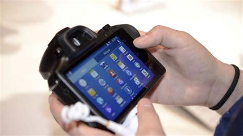 Samsung Kamera Besar samsung galaxy nx kamera mirrorless dengan sistem android