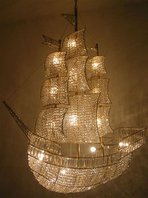 Pirate Ship Chandelier Scout 187 Archive 187 Pretty Pirate Ship