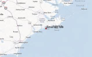 emerald island carolina map emerald isle location guide