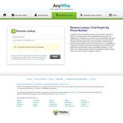 Anywho Lookup White Pages Site Directory Pearltrees