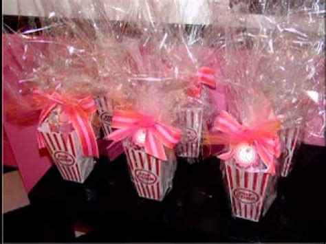 1st Birthday Giveaways Ideas - creative birthday party favor ideas youtube