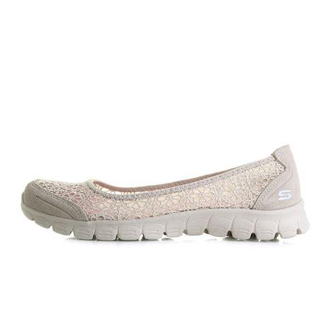 Skhecers Go Flex Flat For womens skechers ez flex 3 0 majesty beige flat comfort shoes shu size ebay