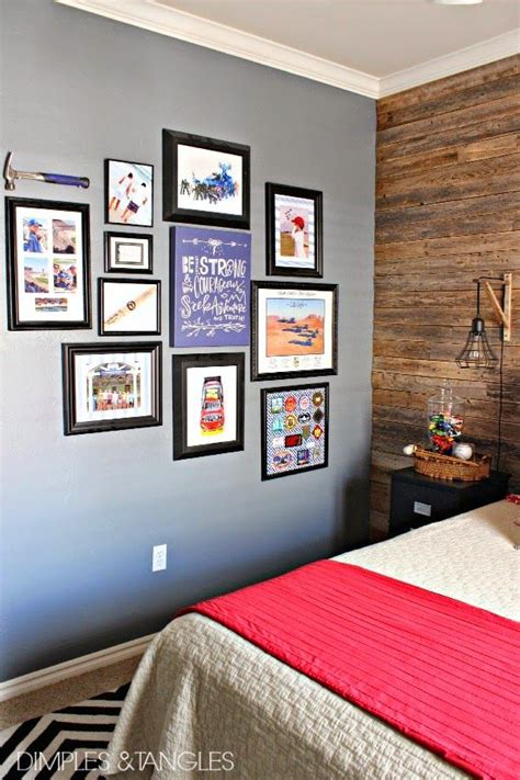 bedroom gallery wall teen boy s bedroom gallery wall lindsay letters canvas