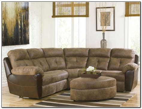 Sectional Sofas With Recliners For Small Spaces Reclining Sectional Sofas Microfiber Sofa Home Design Ideas Yaqokyjqoj14990