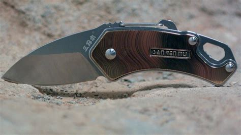 awesome knives awesome budget knife review sanrenmu plus 4077 edc pocket