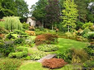 photo jardin japonais ch 226 teau de courances