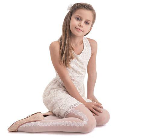 childrens patterned tights uk kids white tights pantyhose girls patterned 20 denier