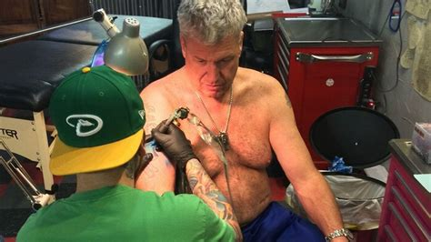 rex ryan tattoo bills coach rex updates his jets