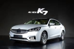 kia finally reveals all about the new cadenza k7 motorchase