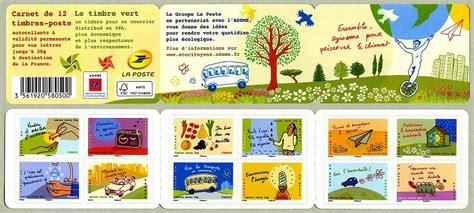 timbre 2014 ensemble agissons pour carnet 171 ensemble agissons pour pr 233 server le climat 187 timbre de 2014