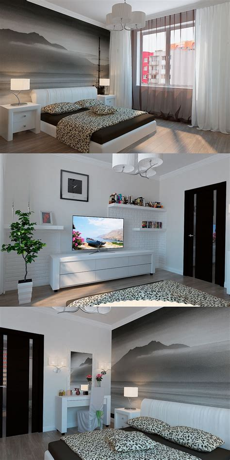 urban style bedrooms urban style bedroom white and black pinterest