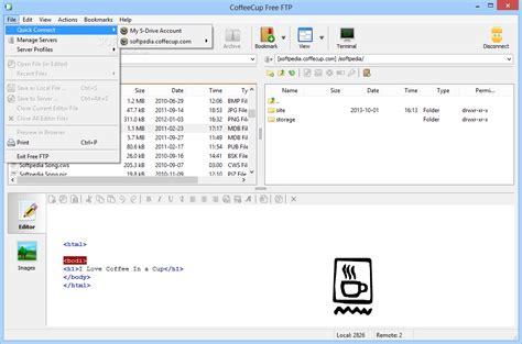 html editor website web design software coffeecup coffeecup visual site designer crack