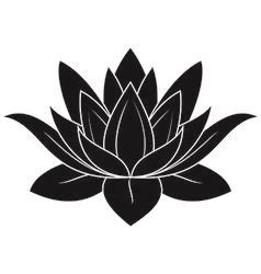 Lotus Flower Vector 25 Best Ideas About Black Lotus On
