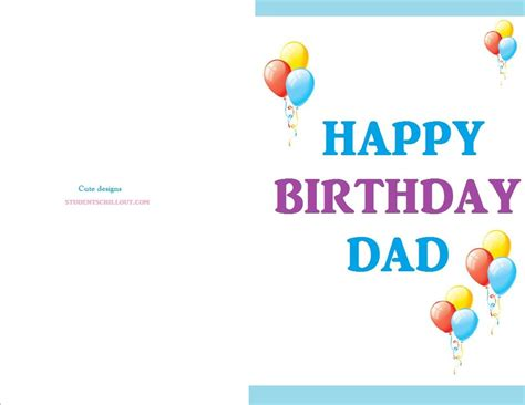 free birthday cards to print out funny birthday card ideas