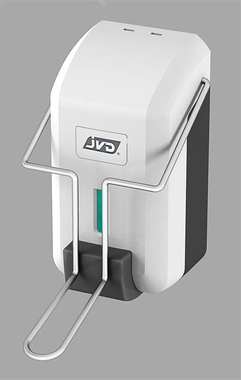 distributeur savon gel jvd cleanline