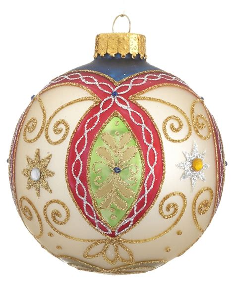 high end glass christmas ornaments multicolor glass personalized ornament ornament shop