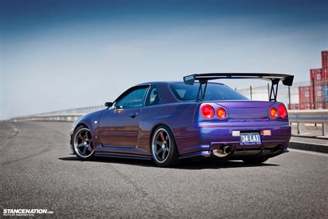 nissan r34 barely legal david s nissan skyline r34 gtr