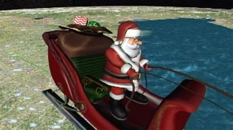 Santa Tracker Norad Phone Number Norad Tracking Santa Claus As He Approaches New 171 Cbs Boston