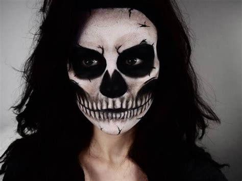 maquillaje para hombres esqueleto maquillaje halloween esqueleto dientes maquillajerossa