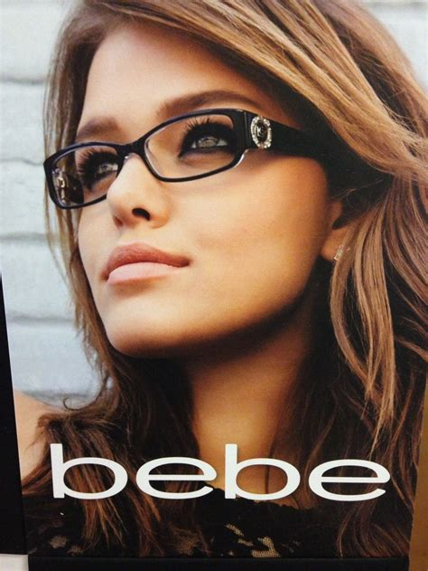 bebe eyeglasses four and bebe