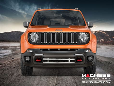 jeep front grill jeep jeep renegade front grill chrome finish madness